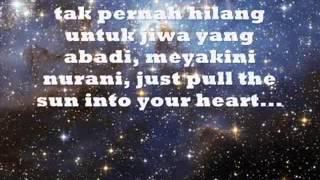 Ungu Seperti Bintang OST Bima Satria Garuda