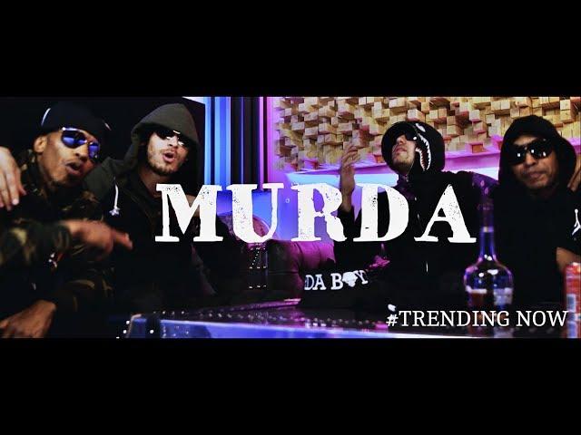 MARSO x BOBKATA x BKS x ONYX - MURDA [Official Music Video]