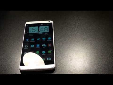 HTC One Max Unboxing and First Impressions