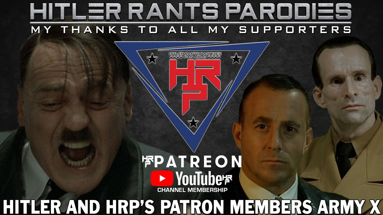 Hitler and HRP's Patron/Members Army X