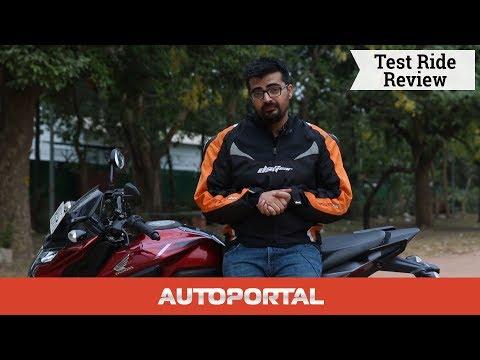 Honda X-Blade Test Drive Review - Autoportal