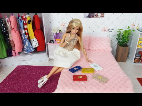 Barbie Ken Video Morning Routine in a Dolls House. Video for Teens.