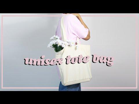 DIY: Unisex Tote Bag!