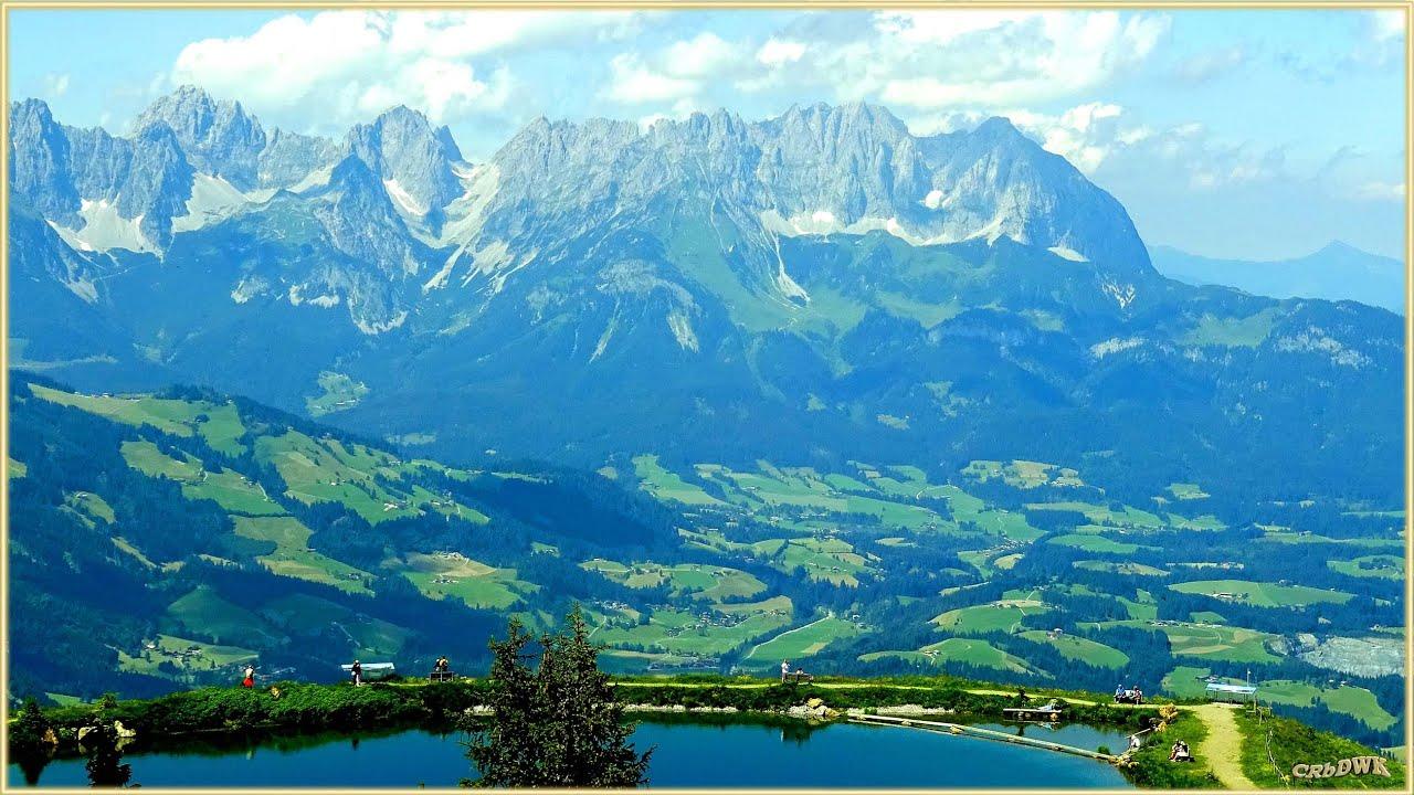 Panorama Alpen