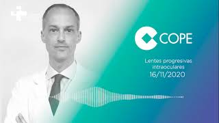 COPE | Lentes progresivas intraoculares con el Dr. Giacomo de Benedetti
