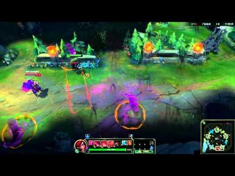 Void Bringer Illaoi Skin Spotlight - League of Legends