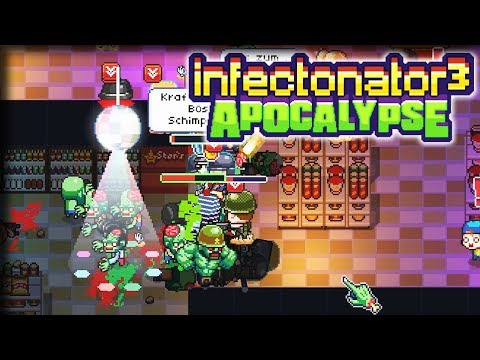 Time To Dance! – Infectonator 3: Apocalypse Gameplay – Let's Play Part 7