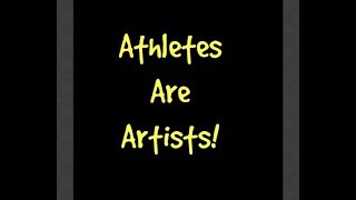 Athletes Who Are Artists