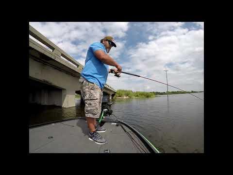 Milford Lake, Kansas - 2 Days Of Flooded Fishing In June