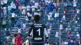 Cruz Azul 5 - 0 Tijuana (LIGA MX) Clausura 2013