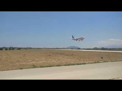 Primera Air - Takeoff Chania Airport (CHQ)