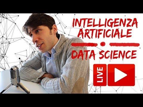 [Live-Podcast] Data Science, Intelligenza Artificiale & Lavoro!