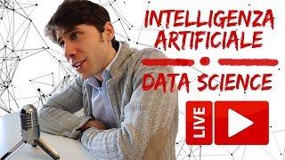 [PODCAST] Data Science, Intelligenza Artificiale & Lavoro!