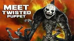 FNAF: Twisted Movie - Meet Puppet [Movie Clip]