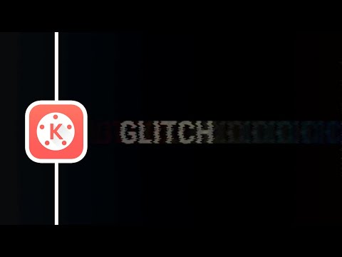 Easy Glitch Effect Intro   Kinemaster Pro Editing Tutorial #1
