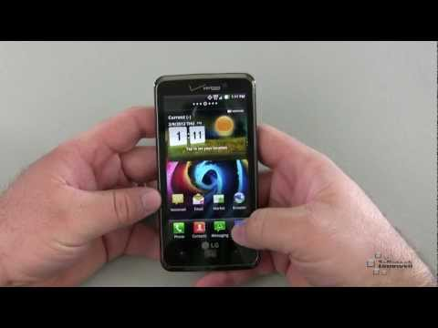LG Spectrum Unboxing and First Look