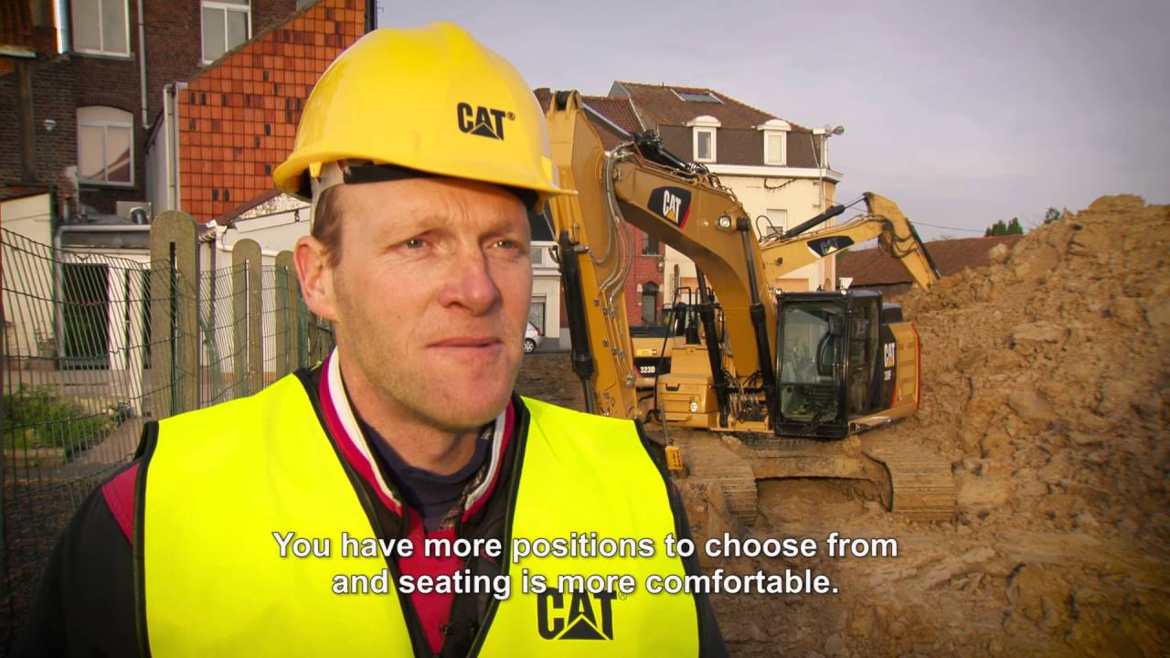 Cat® 330F Excavator | Features and Testimonial