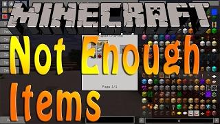Como baixar e instalar mods no Minecraft: Not Enough Items - 1.10.2