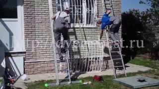 Решетки на окна Москва 20 04 14 -