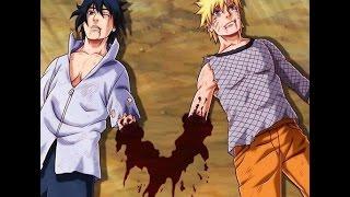 Naruto Shippuden Episode Terakhir -  NARUTO KUN VS SASUKE UCHIHA (HD)