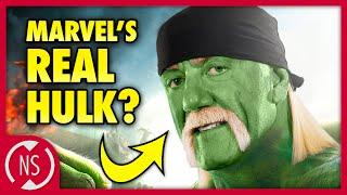 HULK HOGAN is a Marvel Character?!    NerdSync