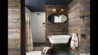 Amazing Country Rustic Bathroom Ideas