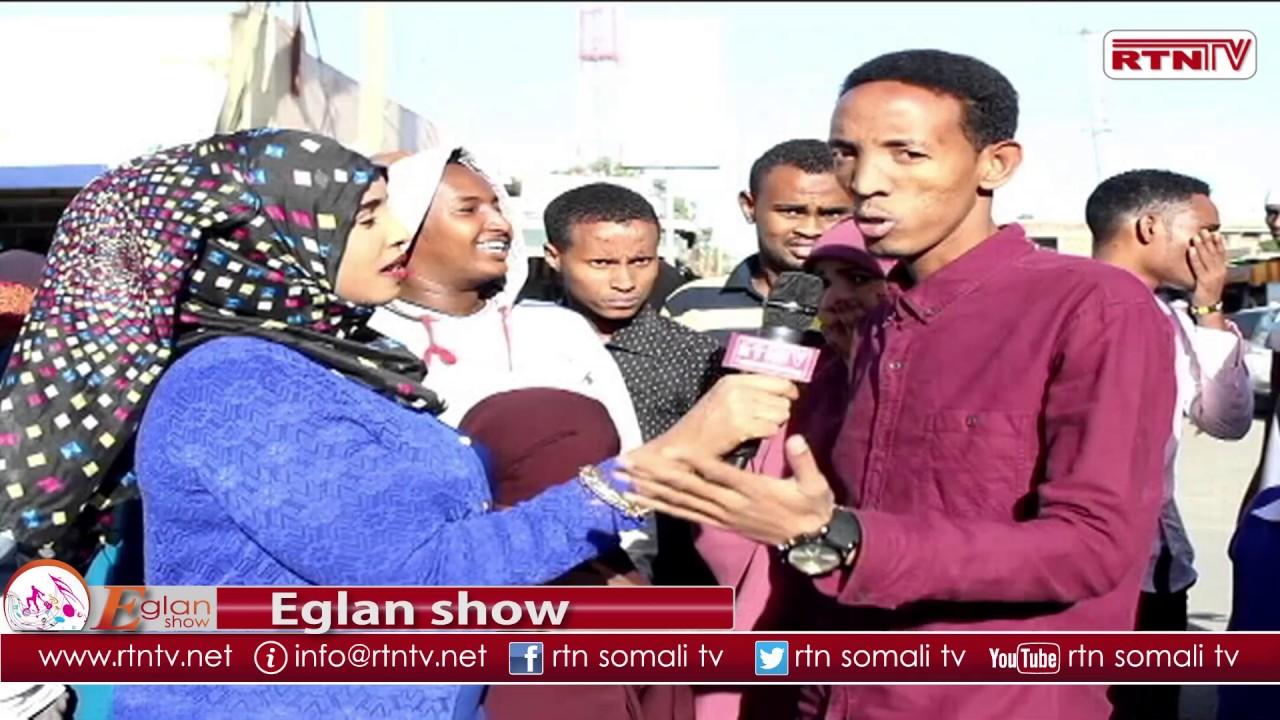 EGLAN SHOW SU'AALAHA DHALINYARADA ISLII