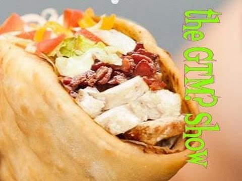 The gtm show taco bell bacon club chalupa youtube
