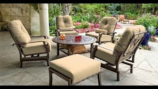7 Brings Unparalleled Beauty to Outdoor Living with Woodard Outdoor Furniture
