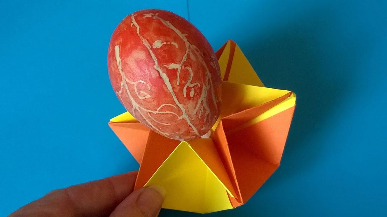 Пасхальное яйцо своими руками бумага фото 964