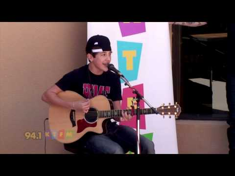 Austin Mahone - Say Something Live In San Antonio Texas