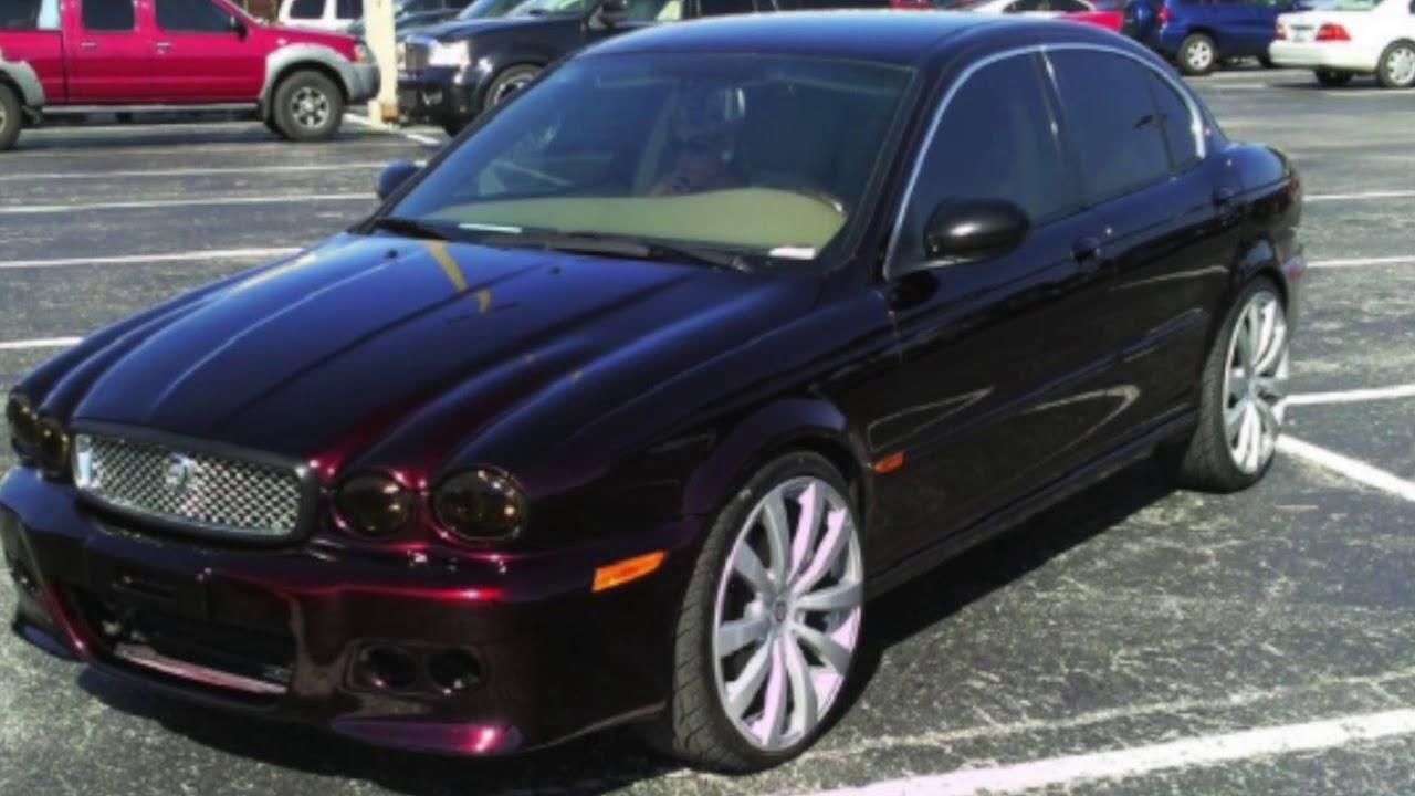 Custom Jaguar X-Type - YouTube