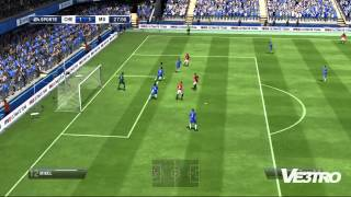 FIFA 13 - Chelsea vs Manchester United Part 1