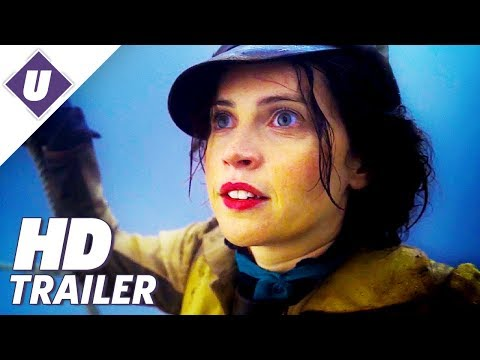The Aeronauts (2019) - Official Trailer | Felicity Jones, Eddie Redmayne
