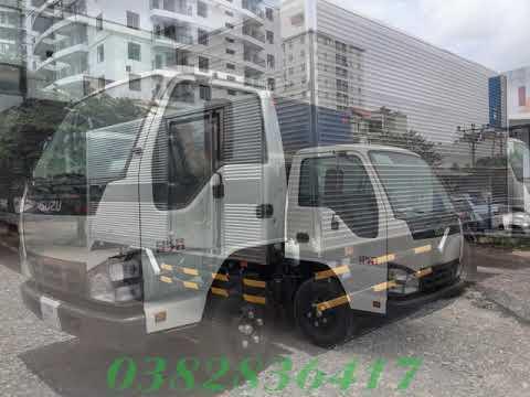 Xe tải isuzu 1T9/1.9T/1.9 tấn - Bán xe tải isuzu 1T9 thùng 4m4