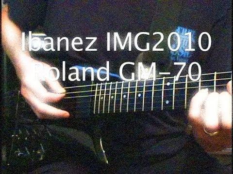 Ibanez IMG2010 X-ING Vintage Guitar Synthesizer Controller Pitch-to-MDI