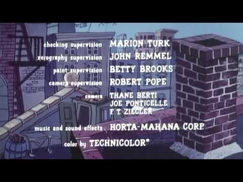Fat Albert and the Cosby Kids Credits