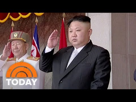North Korea Threatens Guam After Donald Trump Warns Regime Of 'Fire And Fury' | TODAY