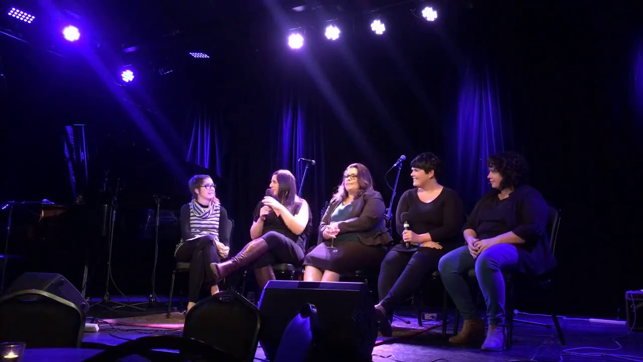 Women In Song LIVE Panel Discussion Nexus Arts #1