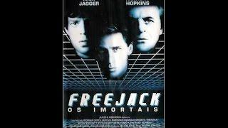 Freejack Os Imortais   Filme Completo Dublado
