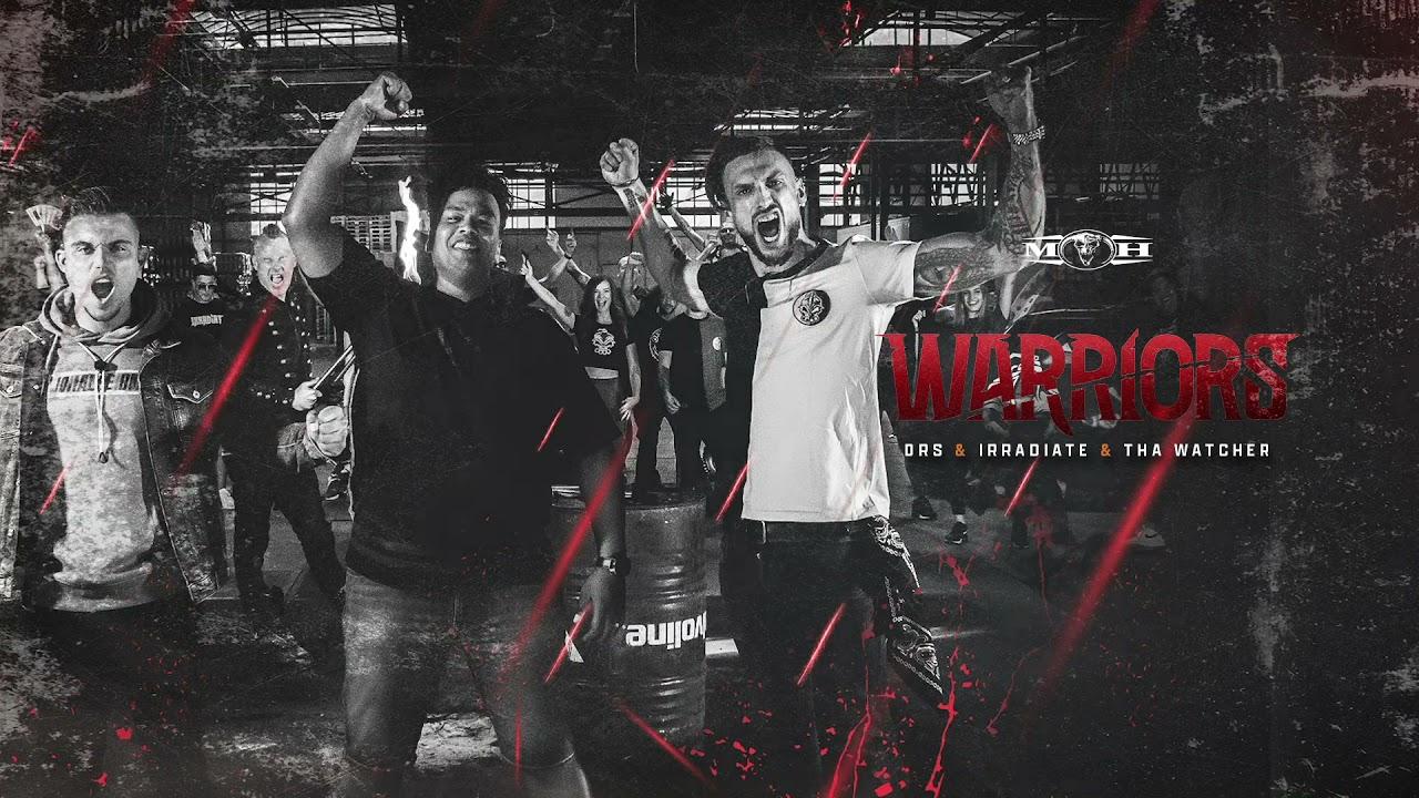 DRS & Irradiate & Tha Watcher - Warriors