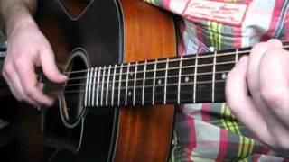 В последнюю осень на гитаре
