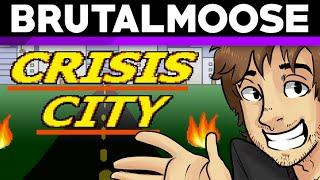 Crisis City - brutalmoose ft. Caddicarus