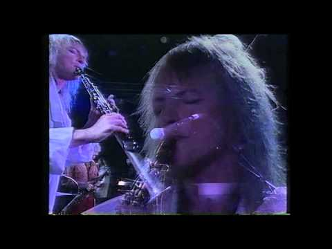 United Jazz & Rock Ensemble - Circus Gambet (live 1991)