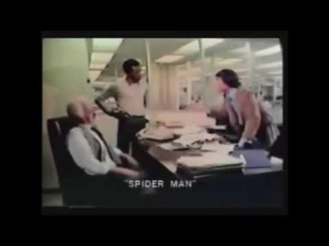Удивительный Человек паук 1977г Трейлер