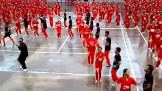 CPDRC Inmates - Gangnam Style Dance (강남스타일)