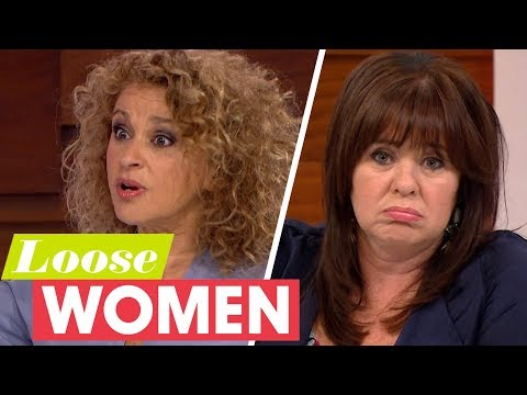 Coleen Can't Understand Nadia's Enthusiasm for PMT | Loose Women