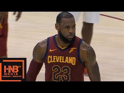 Cleveland Cavaliers vs Portland Trail Blazers 1st Half Highlights / Jan 2 / 2017-18 NBA Season
