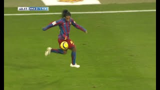 Ronaldinho 2006 👑 Ballon d'Or Level: Dribbling Skills, Goals, Passes