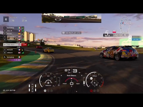 Gt sport Daily races..... absolute carnage!!!!!!!